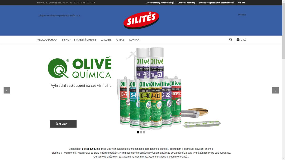 www.silites.cz